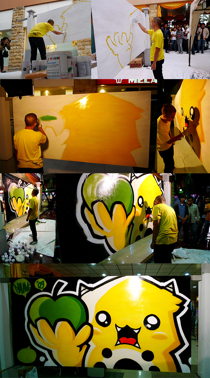 Malang Urban Fest 2009 by theyellowdino