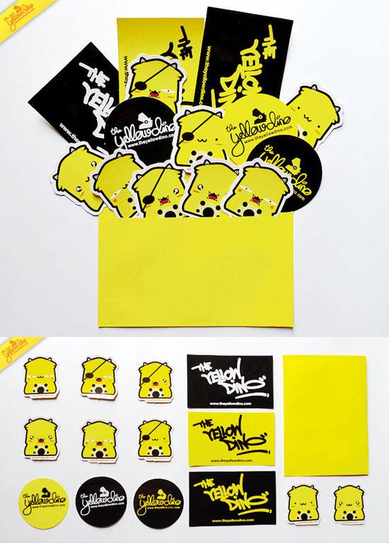 Friendly Neighbourhood Sticker by theyellowdino