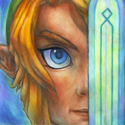 Link - Skyward Sword by ResidentFrankenstein