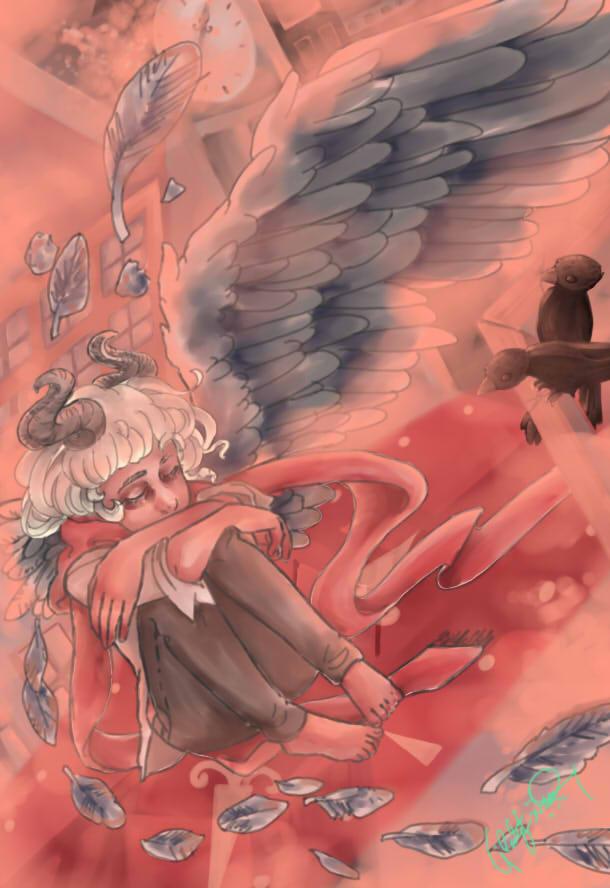 Angello by Bloodysfish