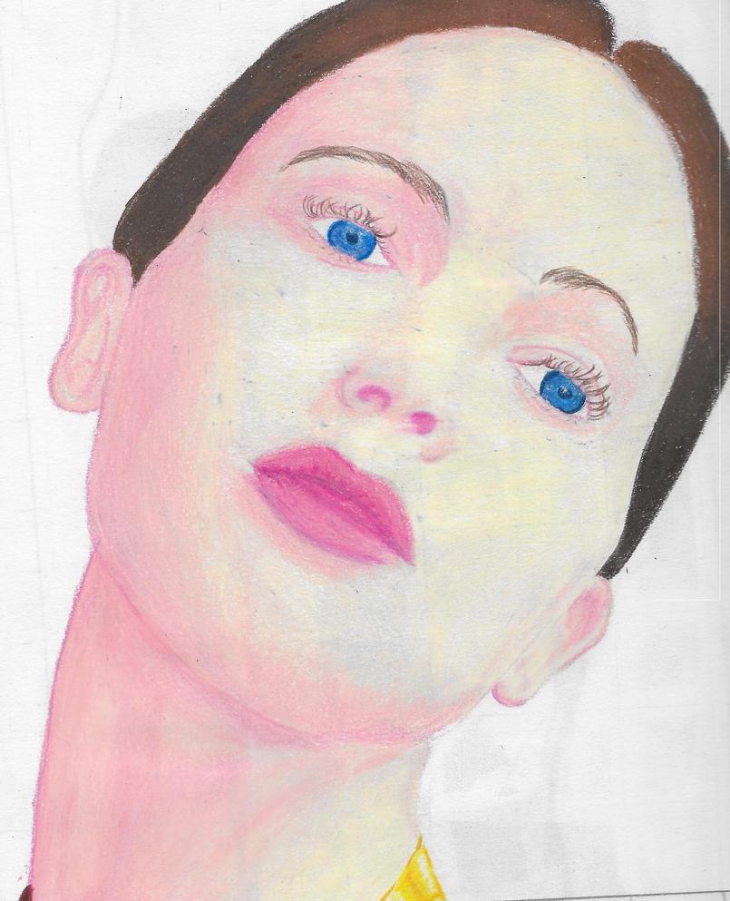 Jennifer Lawrence by grimsqueaker66