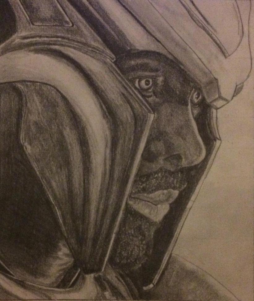 Idris ElbA by grimsqueaker66