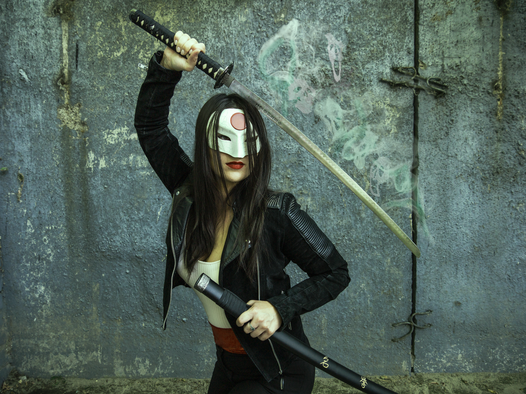 Katana Cosplay By Markonnen On Deviantart