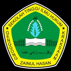 Logo STIH ZAINUL HASAN GENGGONG By_ Zuket Creation by Zuket-Creation