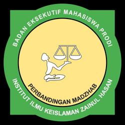 Logo BEM PMH Perbandingan Madzhab INZAH by Zuket-Creation