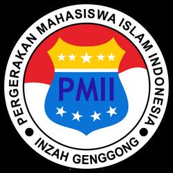 Logo PMII INZAH Zainul Hasan Genggong by Zuket-Creation