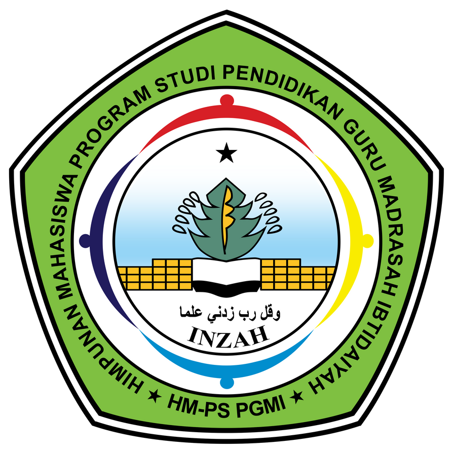 Logo HM-PS PGMI INZAH by Zuket-Creation