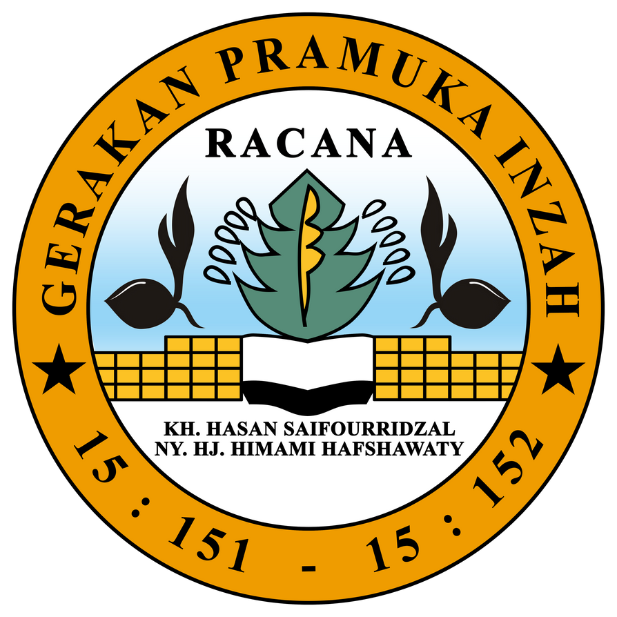 Logo PRAMUKA INZAH by Zuket-Creation