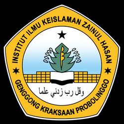 Logo INZAH (Institut Ilmu Keislaman Zainul Hasan) by Zuket-Creation