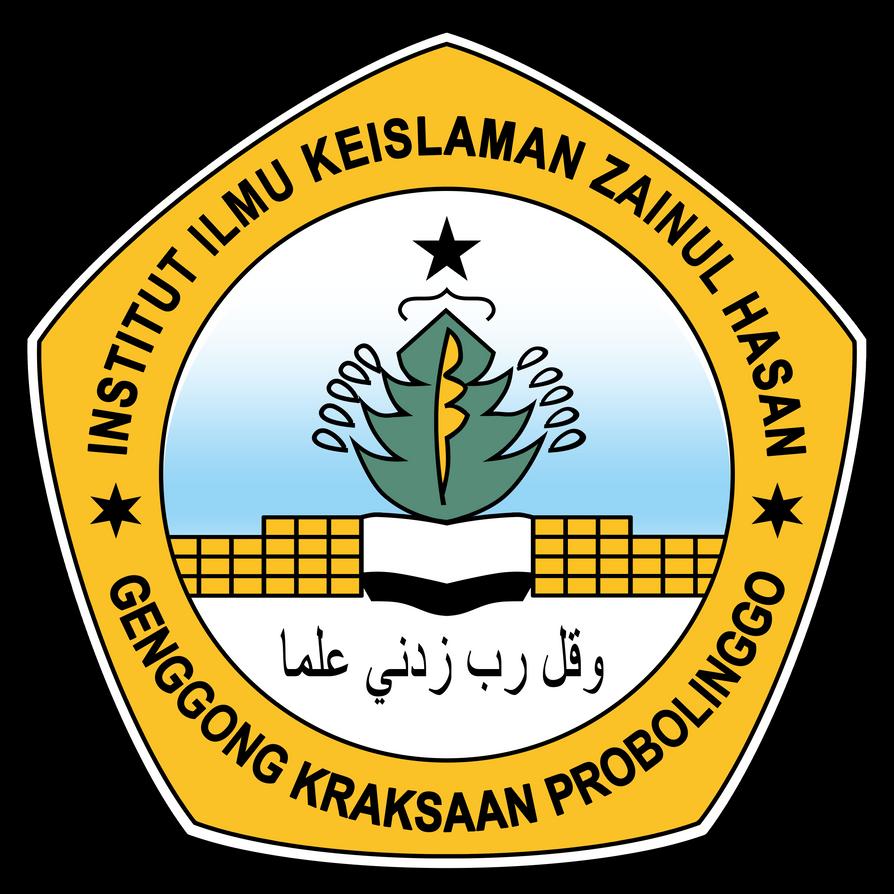 Logo INZAH Full (Institut Ilmu Keislaman ZAHA by Zuket-Creation