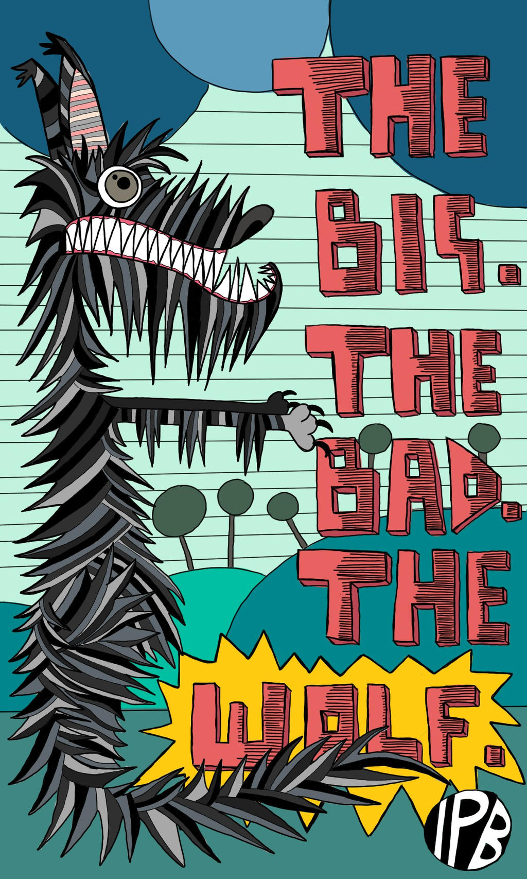 The big. The bad. The wolf. by ivapb