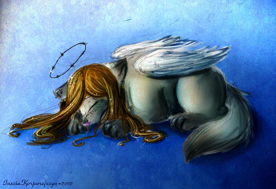 Angel by IneziaKorporejszyn