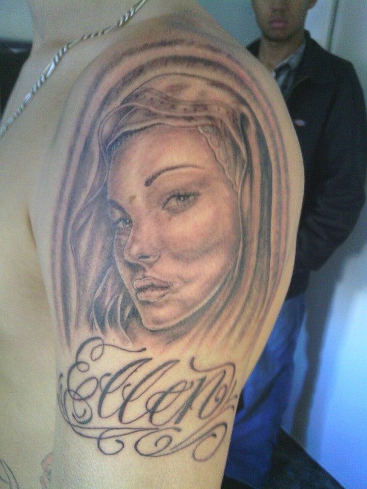 gay tattoos virgin