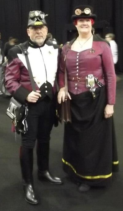 Steampunked Star Trek by Ezri-Krios