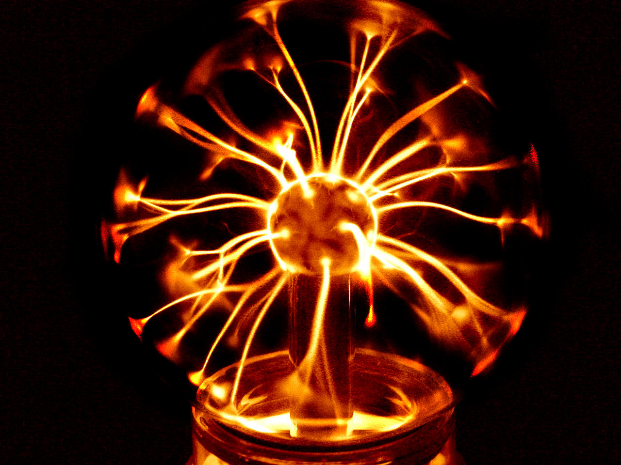 The Electric Fire Ball By Uani On Deviantart