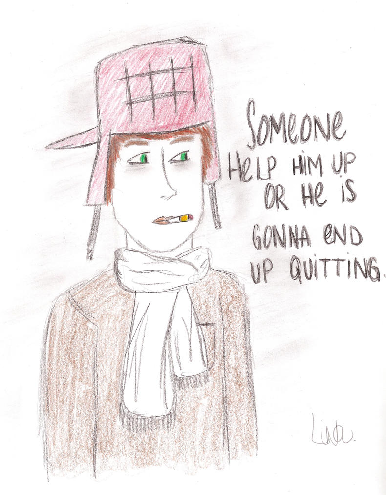 Who Wrote Holden Caulfield By Linarima On Deviantart
