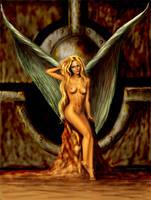 Waiting Angel