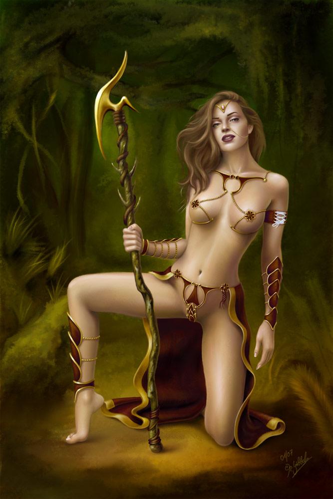 Sexy Nude Barbarian Pics 4