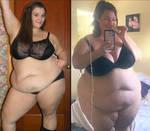 BBW to SSBBW Weight Gain