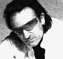 Bono. Oh, Paul.... by Live4ArtInLA