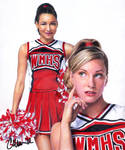 Santana and Brittany