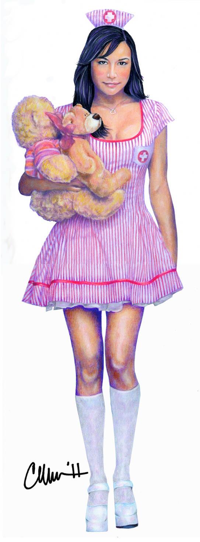 Bbw Nurse nurse santana - drawinglive4artinla on deviantart