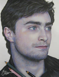 Daniel Radcliffe Drawing by Live4ArtInLA