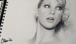 Heather Morris Drawing