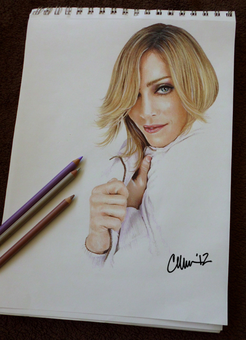 Madonna Sketch by Live4ArtInLA