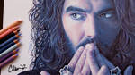 Russell Brand Drawing