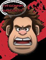 Wreck-It Ralph by aloid19