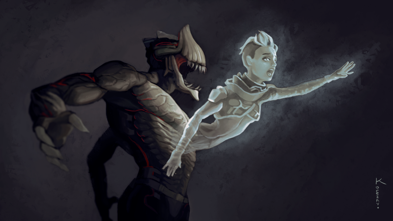FAN ART! - Fan Art - Warframe Forums