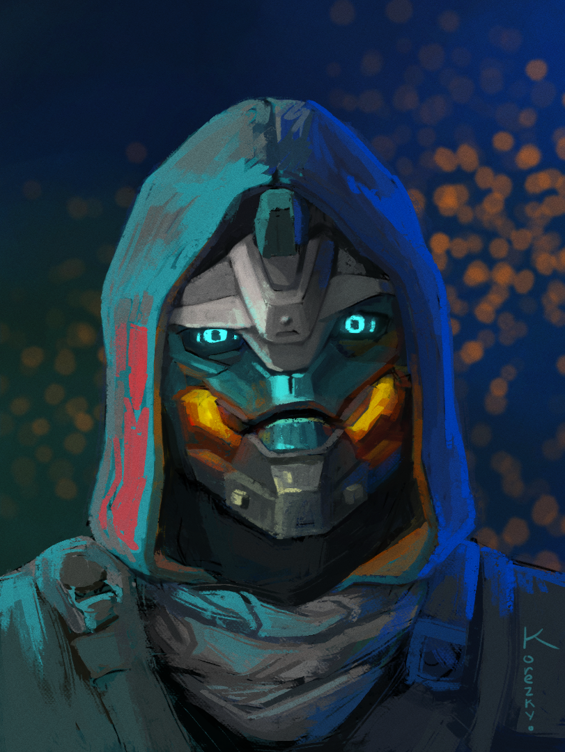 Pin Cayde 6 Wallpaper Images To Pinterest