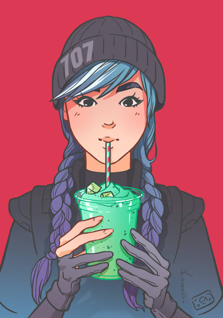 Dokkaebi Fan Art Without Glasses By Korezky On Deviantart-2834