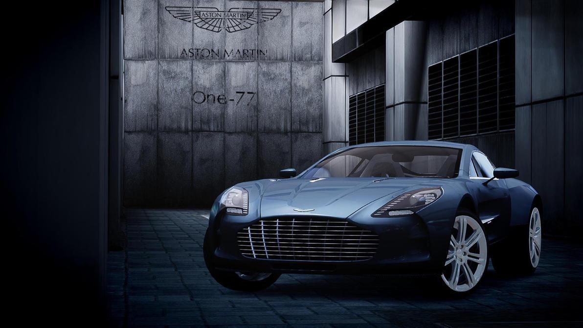 Aston Martin One 77 Wallpaper Hd By Alim16 On Deviantart
