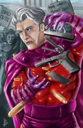 Magneto - Brotherhood (No Helmet)