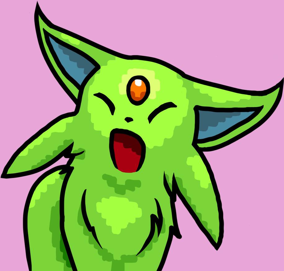 Alternative Shiny Espeon   Pokémon Amino   Espeon Shiny