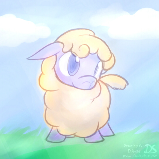 MLP - Fluffy by DShou
