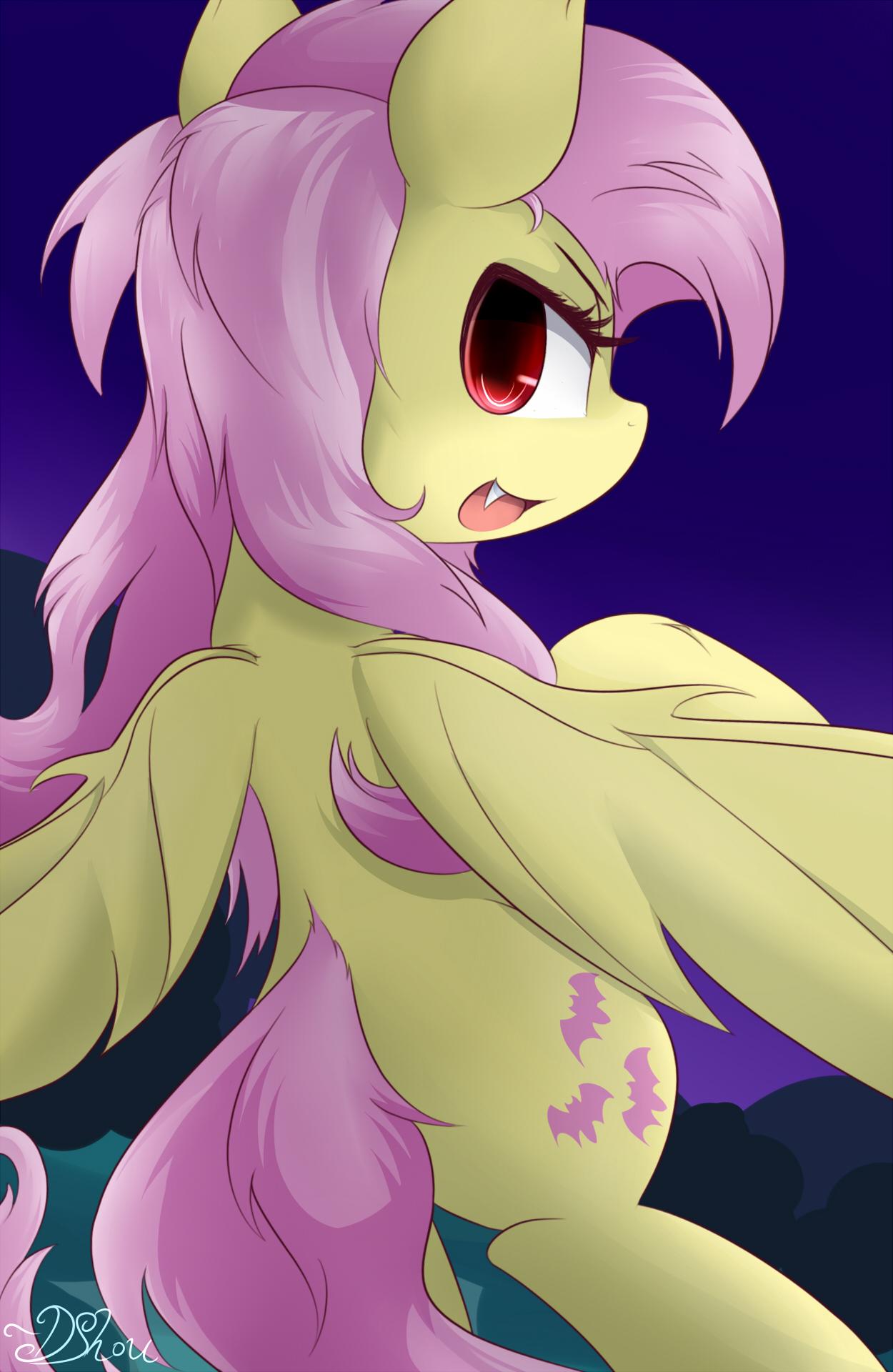 Flutterbat by DShou