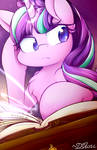 Starlight in the Library