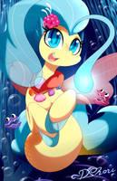 Princess Skystar by Nyaseiru