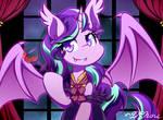 TSSSF Art - Bat Pony Starlight