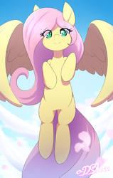 Flutter Goddess by Nyaseiru