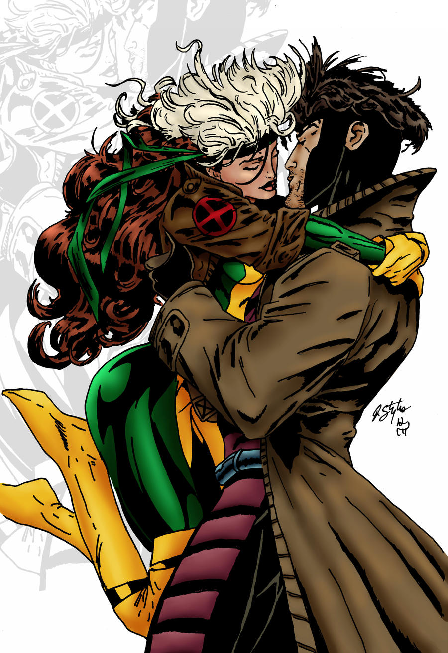 rogue_and_gambit_inks_by_styles1975_by_carolsart69-d5ia0c5.jpg