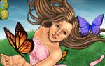 Butterflies by RiverCreek