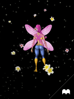 Pixie Parallax with Panorama by carol-colors