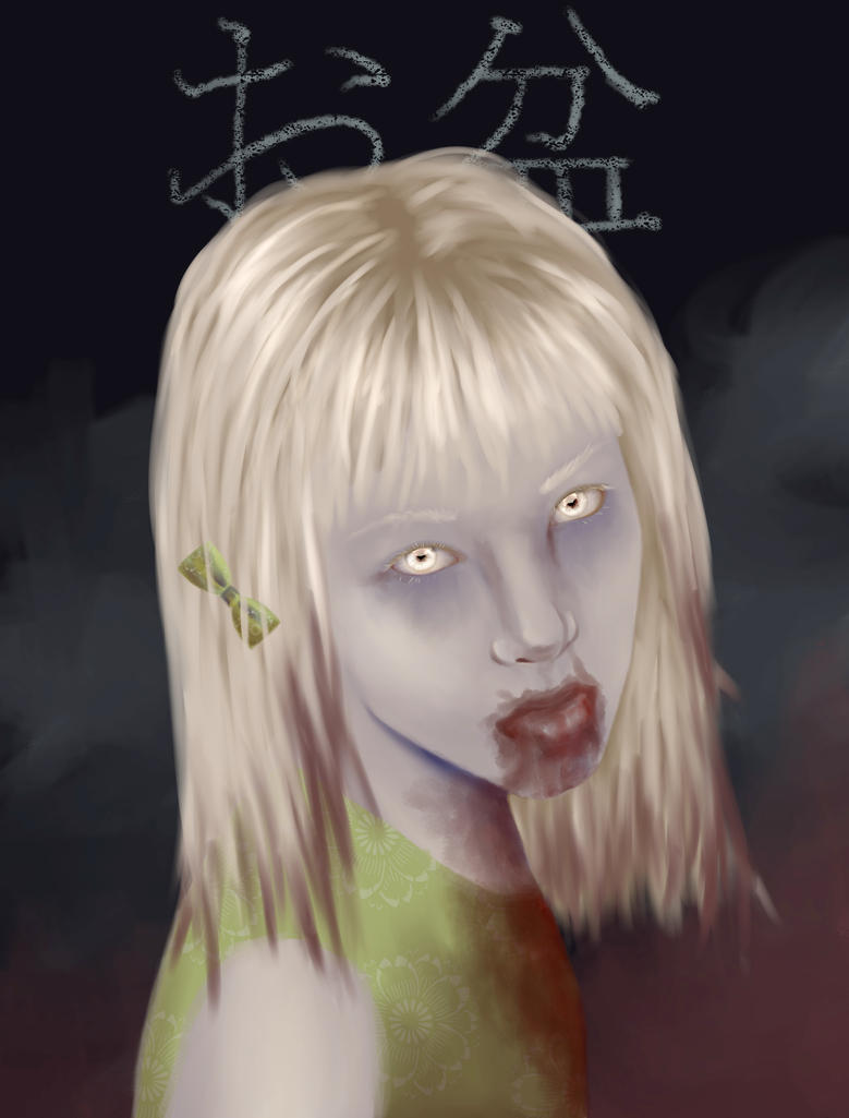 Vampire Sister by carol-colors