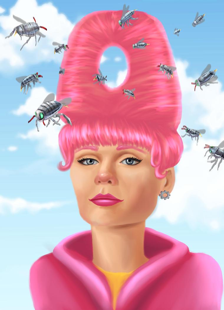 Beekeeper by carol-colors