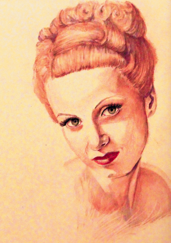 Danielle Darrieux 3 by carol-colors