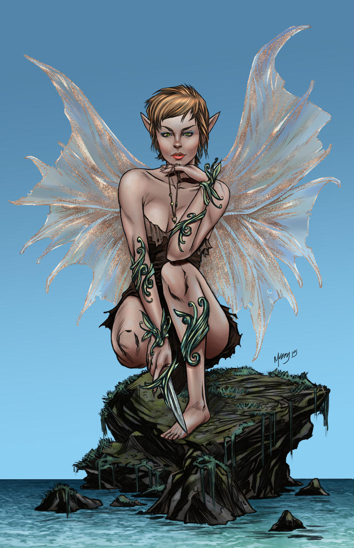 Pixie Rock by Kevin McCoy (COLORS) by carol-colors